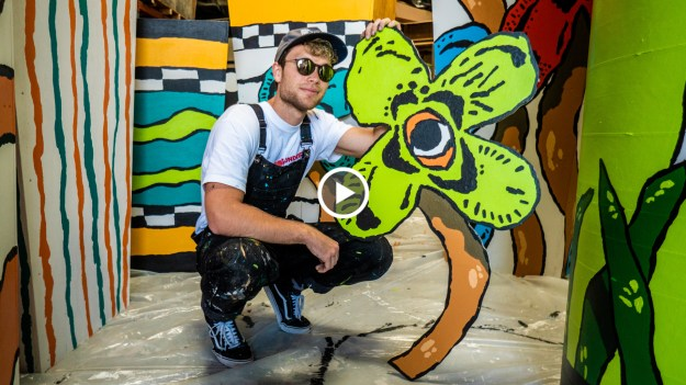 Andrew Cooper 2019 Dew Tour Summer Partnered Artist
