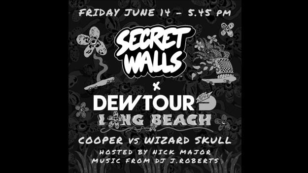 Secret walls 2019 long beach