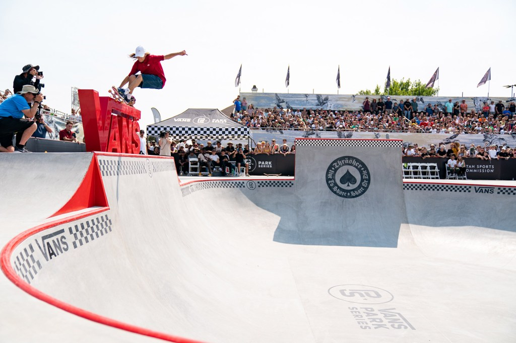 Vans Park Series World Championships