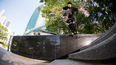 Setups: Charismatic Ripper Dashawn Jordan Shares his Skateboard Gear