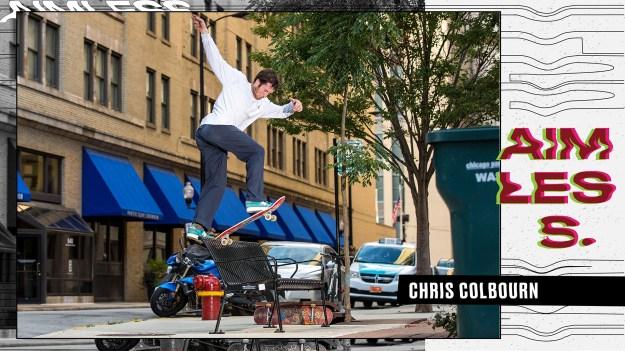 Chris Colbourn Aimless