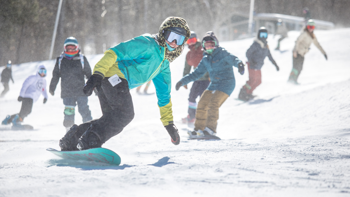 Beyond the Boundaries Women's Ride Day at Copper Mountain on February 8th