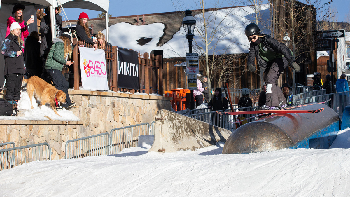 Girls Who Ride Presented by Nikita Clothing Returns to Winter Dew Tour 2020 at Copper Mountain