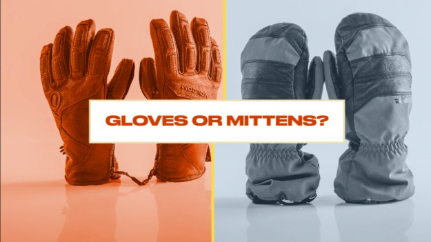 Either Or Gloves or Mittens