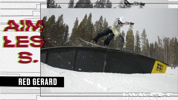 Red Gerard Aimless