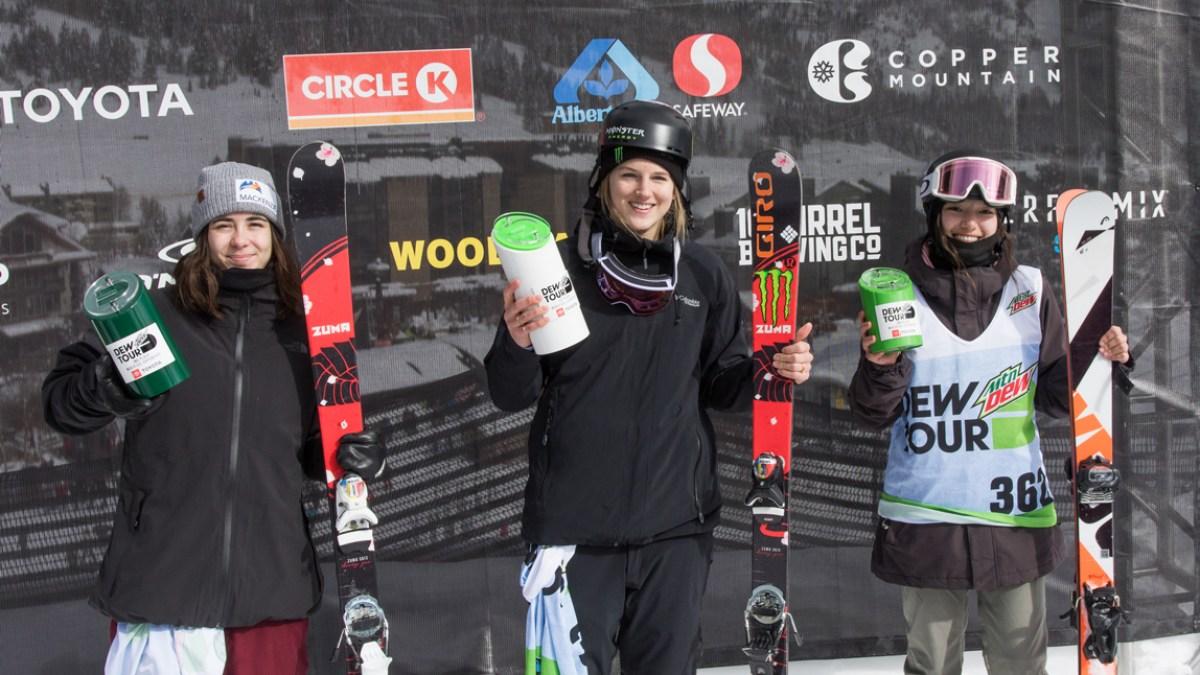 Women's Ski Modified Superpipe Final