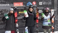 Cassie Sharpe takes home the title for the 2020 Women's Individual Modified Superpipe ...