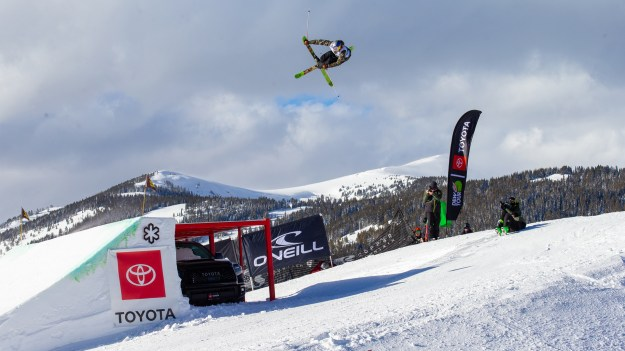 Men's Ski Slopestyle Livestream Dew Tour Copper 2020