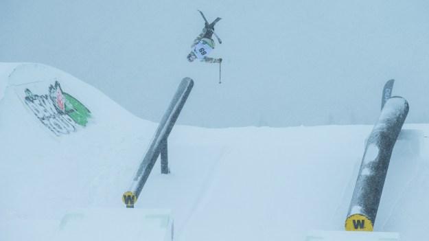 Snowboard Ski Team Challenge Slopestyle Webcast
