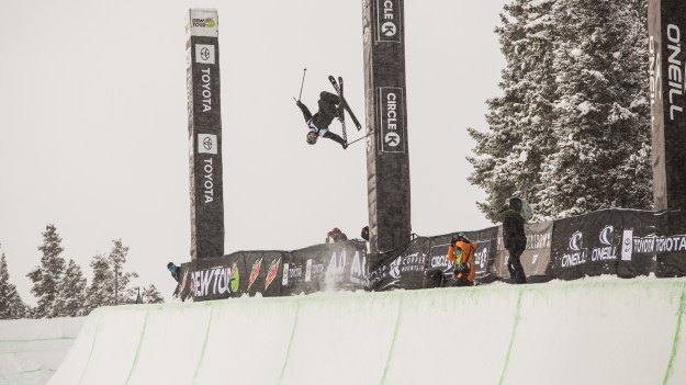 Men's Ski Modified Superpipe Dew Tour Copper 2020