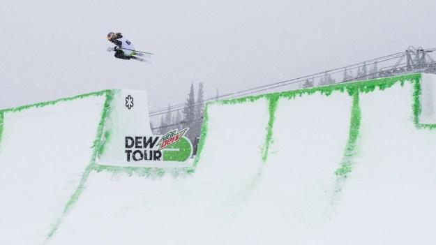 Ski Team Challenge Modified Superpipe Livestream