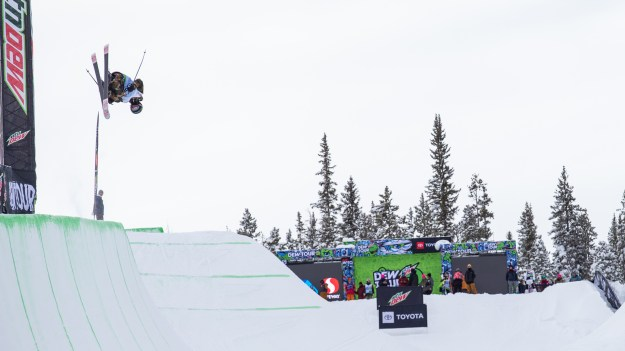 Women's Ski Modified Superpipe Livestream