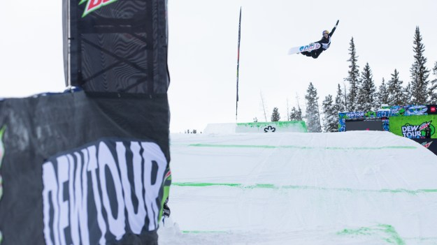 Women's Snowboard Modified Superpipe Livestream