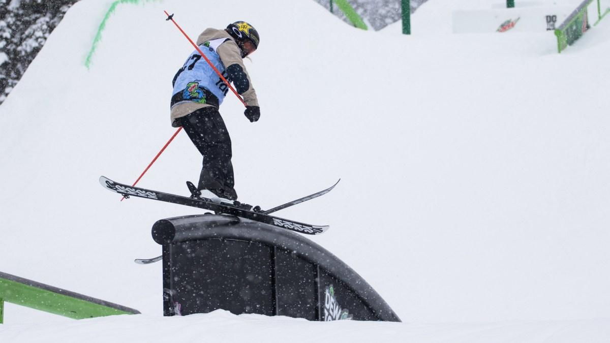 Women's Ski Slopestyle Dew Tour Copper 2020