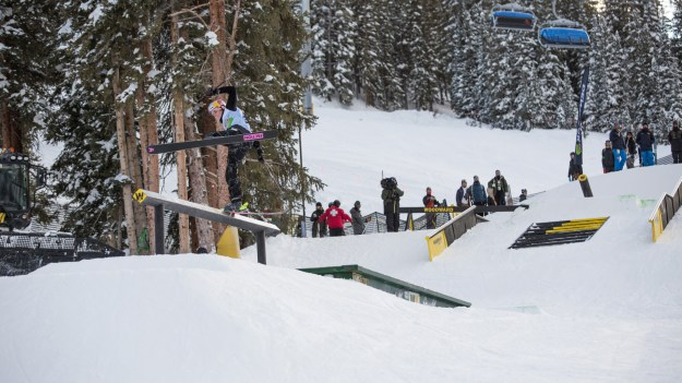 Women's Ski Streetstyle Livestream Dew Tour Copper 2020