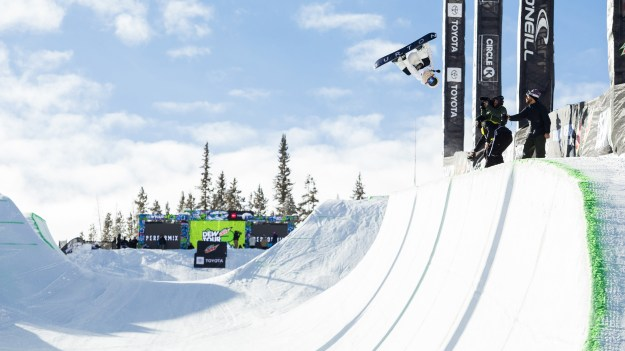 Women's Snowboard Modified Superpipe Highlights