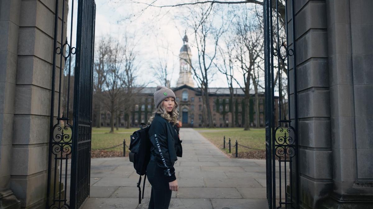 Chloe Kim: Higher Learning | Beyond the Bib Episode 2, Season 4