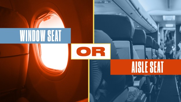 Window or Aisle