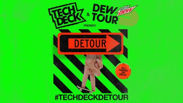 Tech Deck Detour