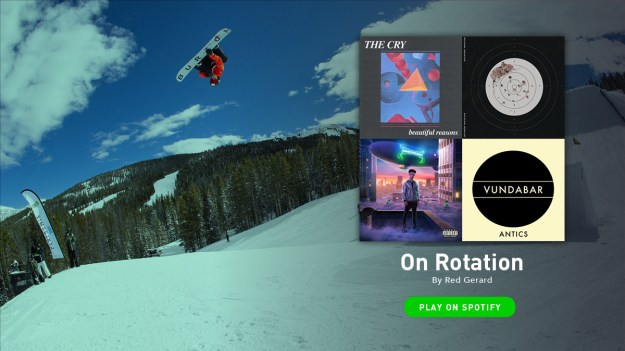 Red Gerard On Rotation