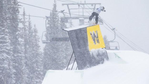 Snowboard Team Challenge