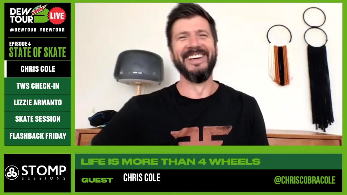 Chris Cole & Lizzie Armanto: Dew Tour Live Episode 4