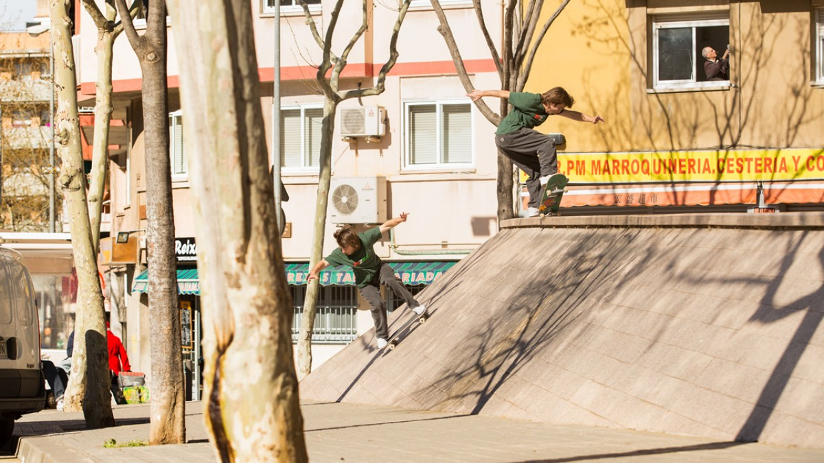 Chase Webb Drops Two Major Video Parts During Pandemic, Two More in the Works
