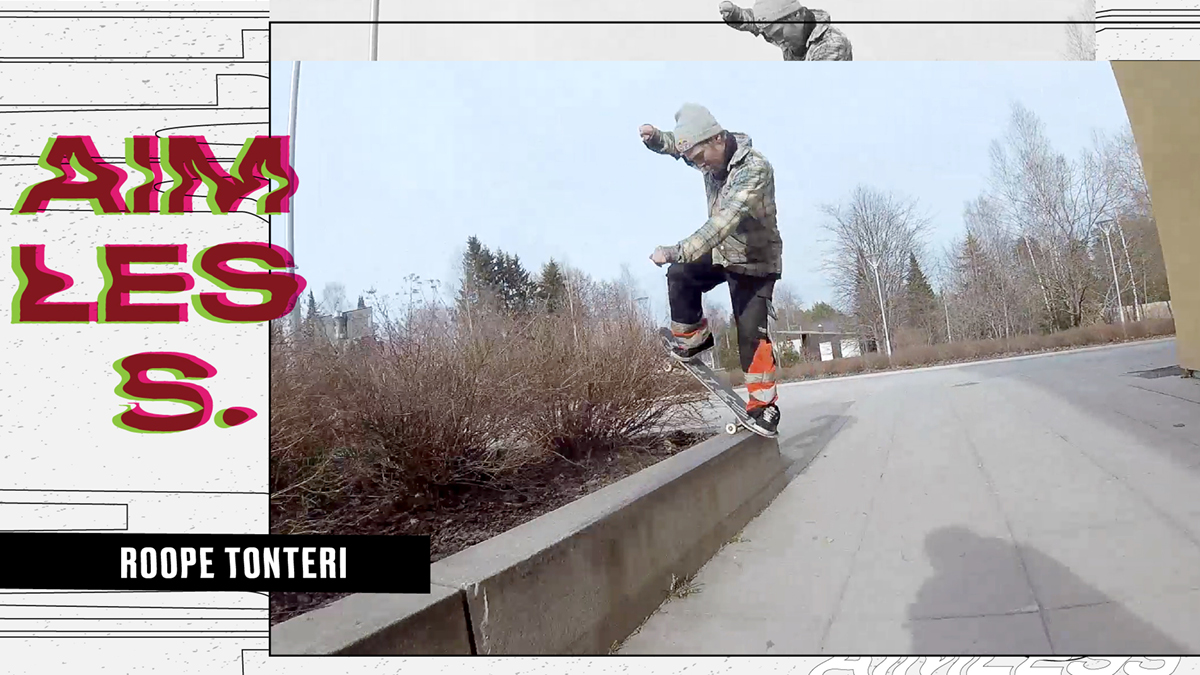 A Day in the Land of a Thousand Lakes with Roope Tonteri | Aimless Episode 5