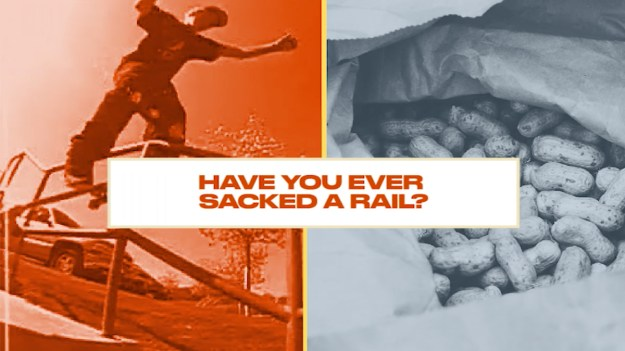 either or have you ever sacked a rail