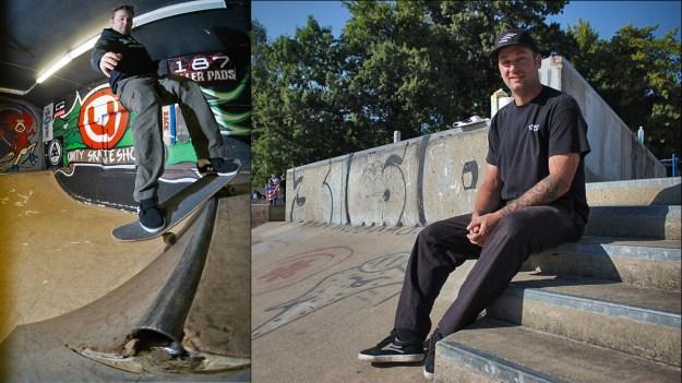 Unity Skate Shop Ian Wilhelm