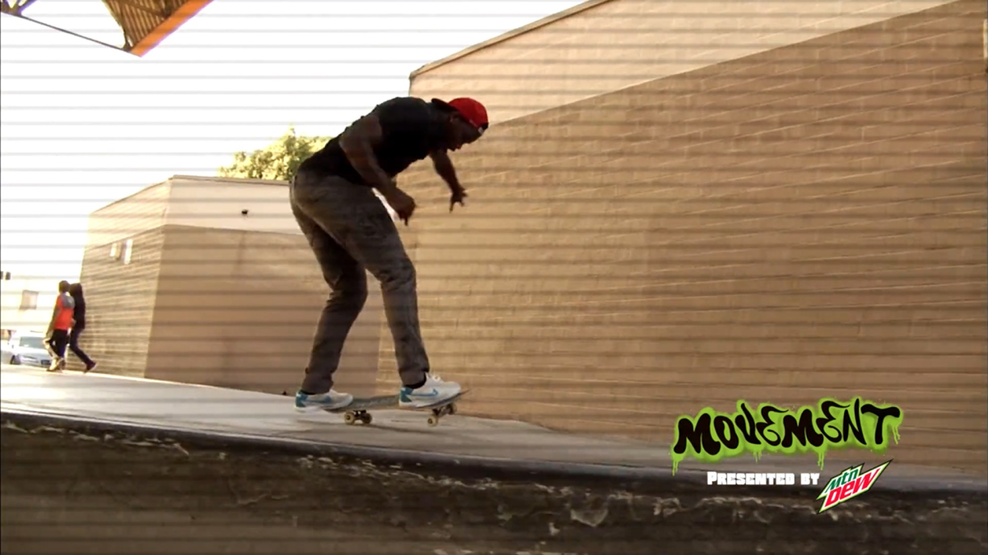 Theotis Beasley and MTN DEW present Movement