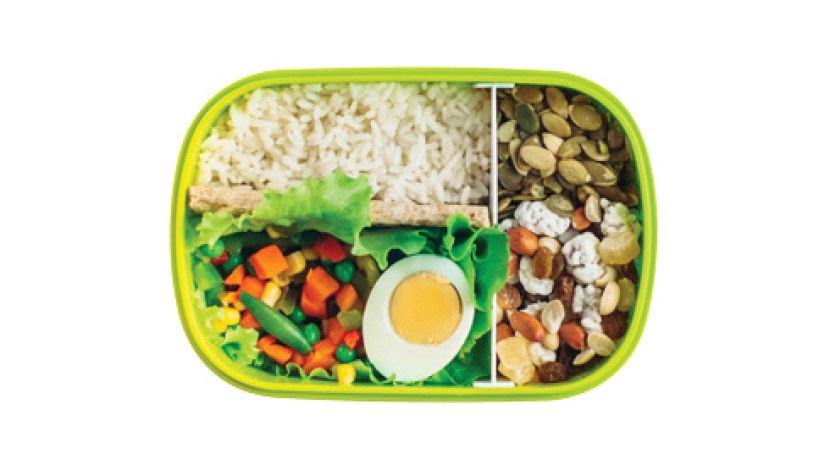 Ocean article lunch box