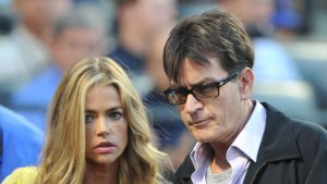 charlie sheen denise richards legal docs