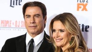 John Travolta Kelly Preston FF