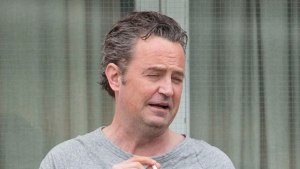Matthew Perry London Photos F