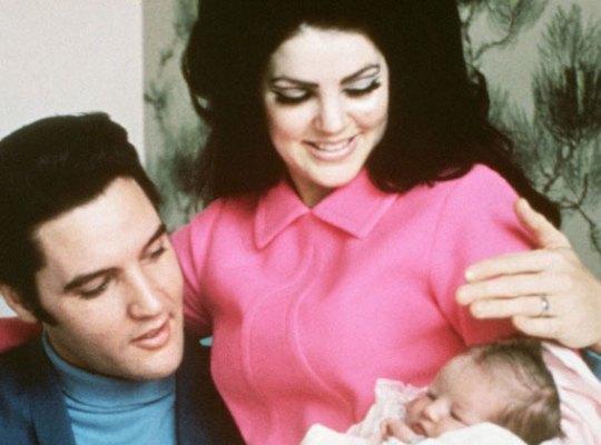 Elvis presley paternity F
