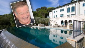 Robin Williams' Mansion Sells At A Discount thumbnail