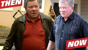 Shatner weight GLOBEMONDAY