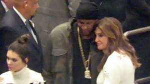 Caitlyn Jenner Lamar Odom Fashion Show F