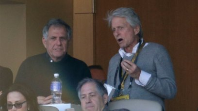 Michael Douglas Health Super Bowl F