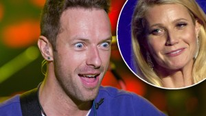 Chris martin gwyneth NETUESDAY
