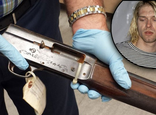 Kurt Cobain Was Murdered — With This Shotgun! thumbnail
