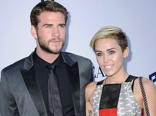 Miley Cyrus Liam Hemsworth Sex — She Talked About His Package