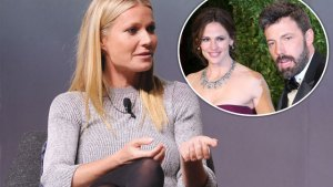 Gwyneth Paltrow Plays Peacemaker To Ben Affleck And Jen Garner! thumbnail