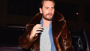 Scott Disick Out Of Control — He Scratched His Junk In Public
