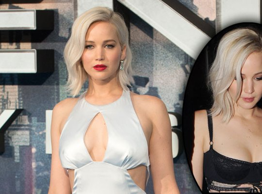 Jennifer lawrence sideboob hottest photos F