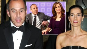 Matt Lauer Natalie Morales Affair — She Is Moving