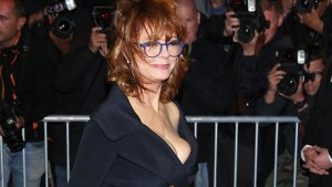 Susan sarandon cleavage red carpet F