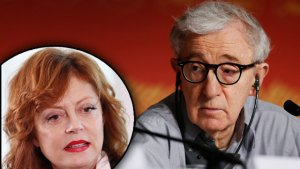Woody allen child molester charges susan sarandon F