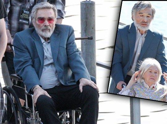burt reynolds wheelchair crippled
